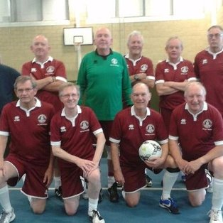 Walking Football WFU National Essex knockout