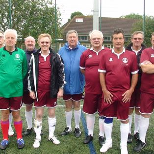 Mid-week over 60 Halstead, Southend & Little Oakley Walking Football