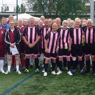 Over 60's Walking Football Tournament