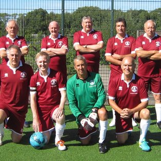 Walking Football WFU Reginal for counties Essex, Kent and Greater London