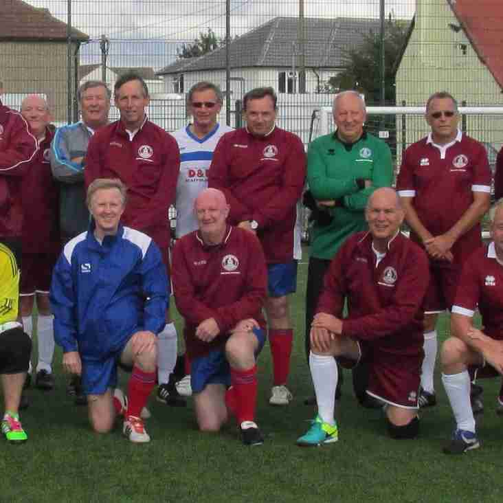 Walking Football starts up evening training sessions in February
