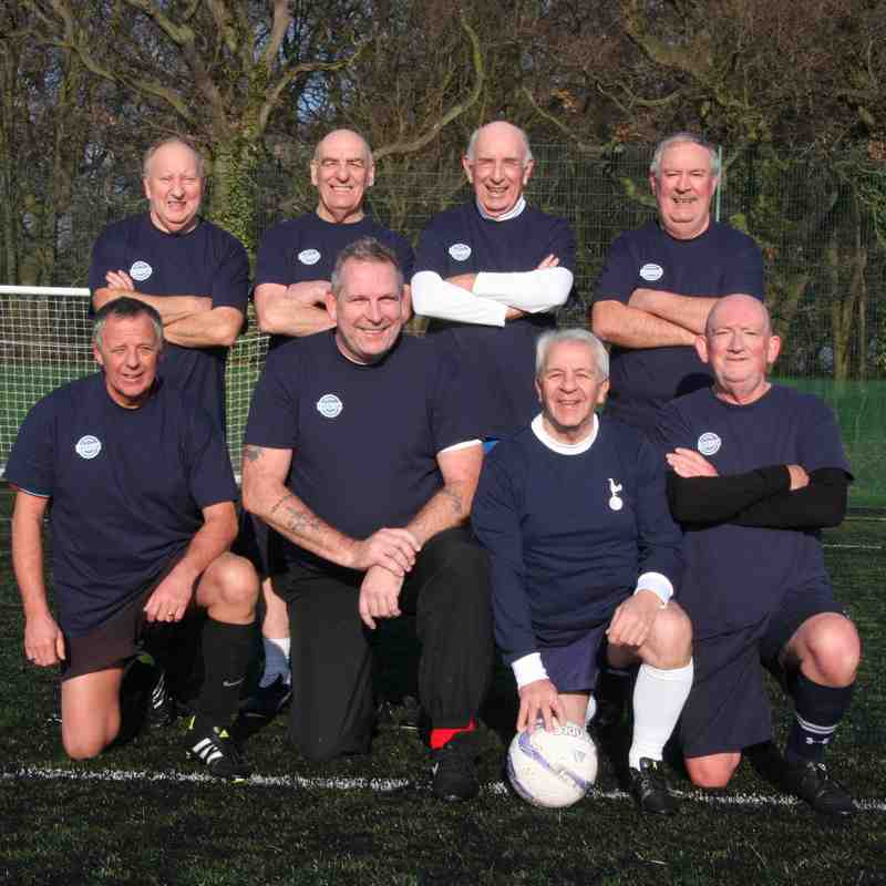 Walking Football v City Over 60 Walking Football Tournament - 17th January 2017