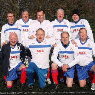Chelmsford City Over 60 Walking Football Tournament