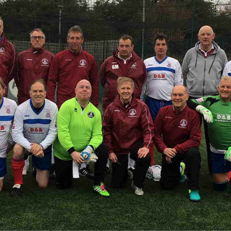 Walking Football FA Cup