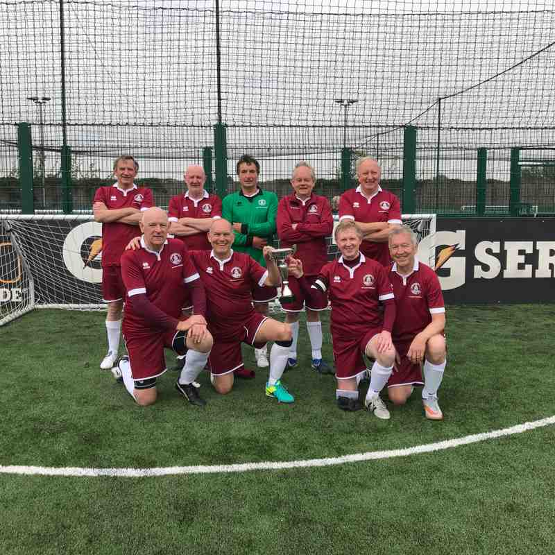 WFU 60+ 2017 Essex Champions