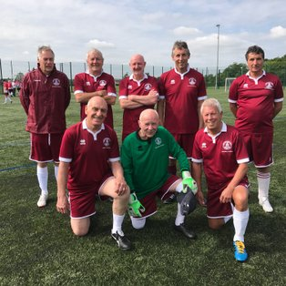 Walking Football v City mid week Tournament