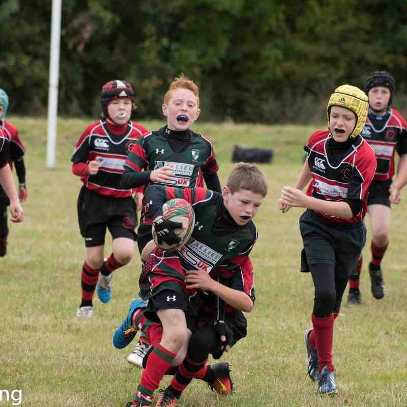 Wrexham U11s vs Mold 23/10/2016
