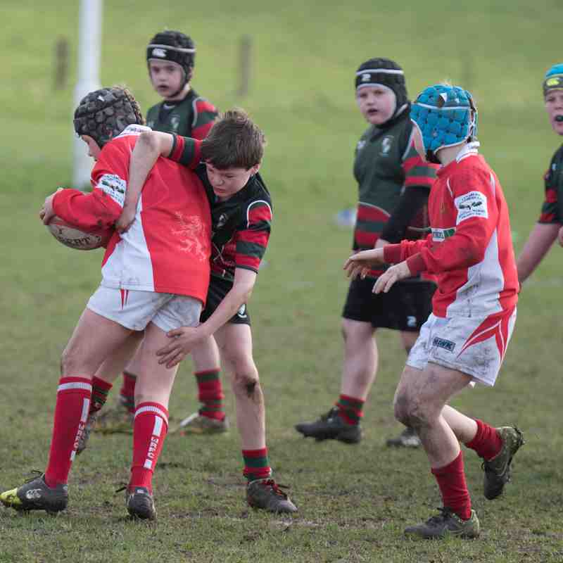 Wrexham U11's Vs Whitchurch 12/03/2017