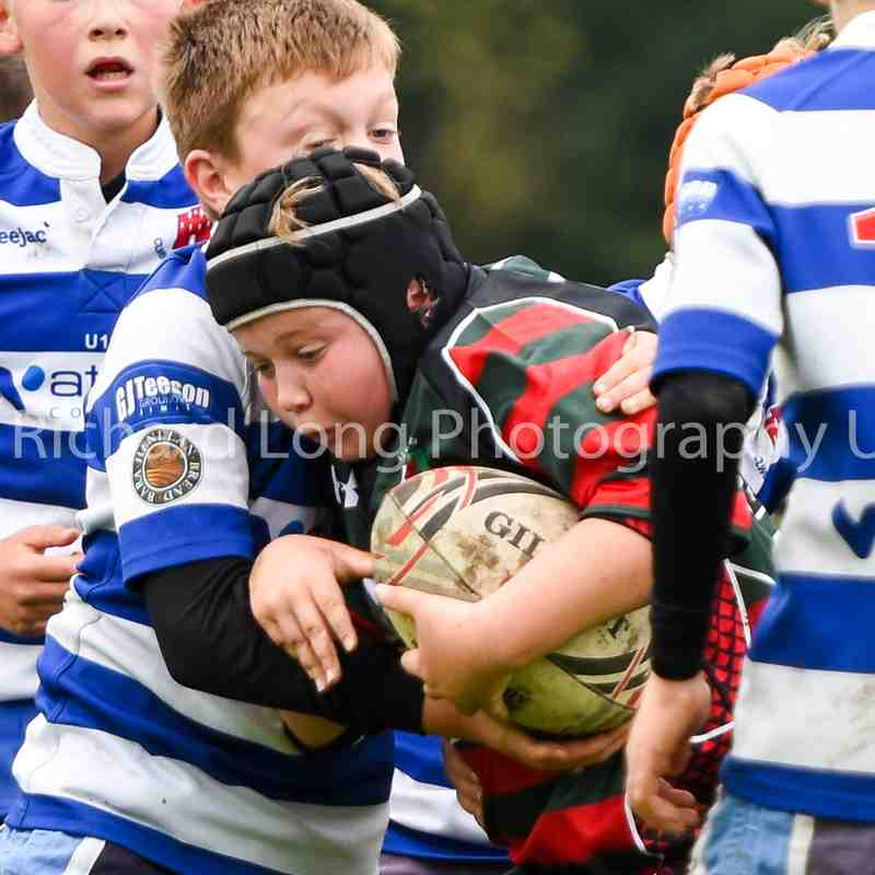 Wrexham U12's 40-12 Ruthin U12's