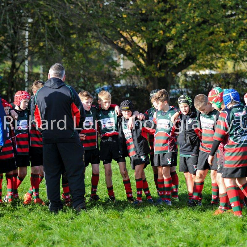 Ruthin U12's (5-36) Wrexham - 5 November 2017