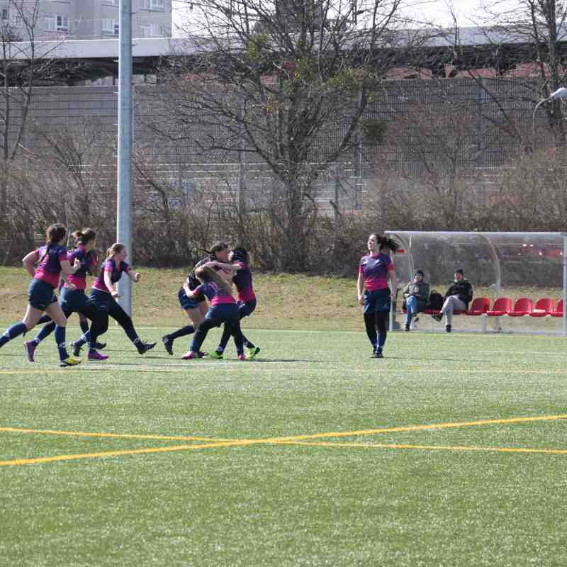 U16 Girls Tournament - atzgersdorf - 24-03-2018