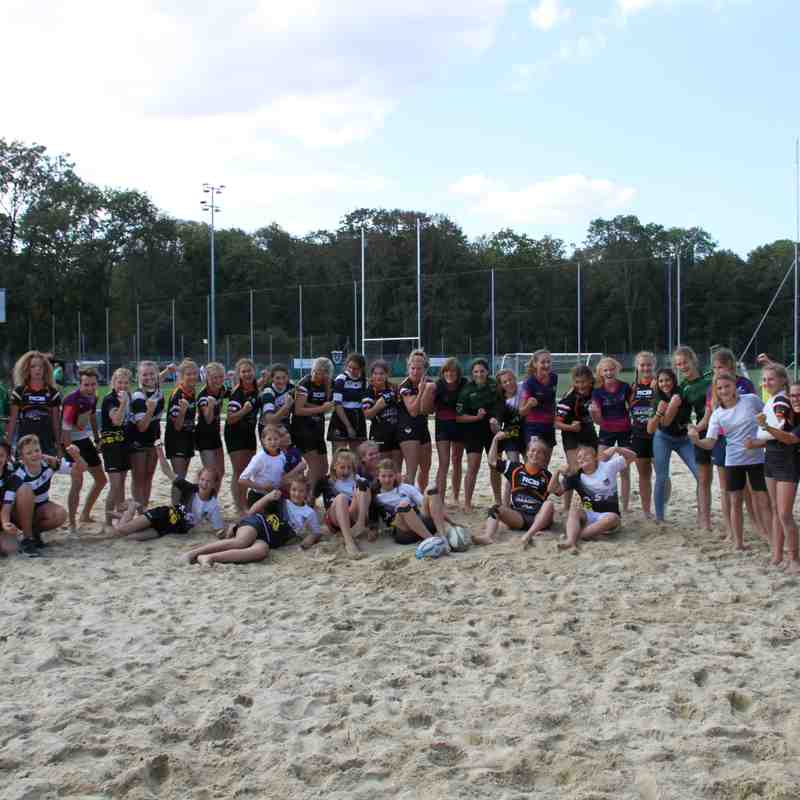 RC Donau Beach Rugby Tournament - 2018-09-08