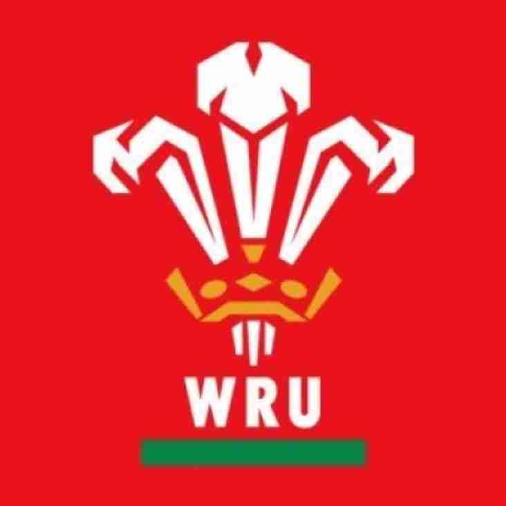 Wales name team to play Ireland