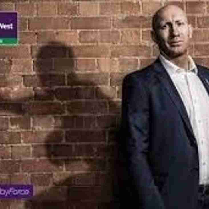 COBRA win Tom Shanklin thanks to NatWest RugbyForce