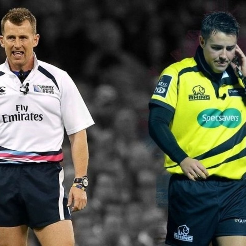 More recognition for Welsh referees