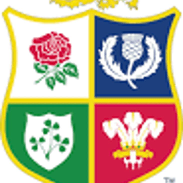 British and Irish Lions 2017 squad announced