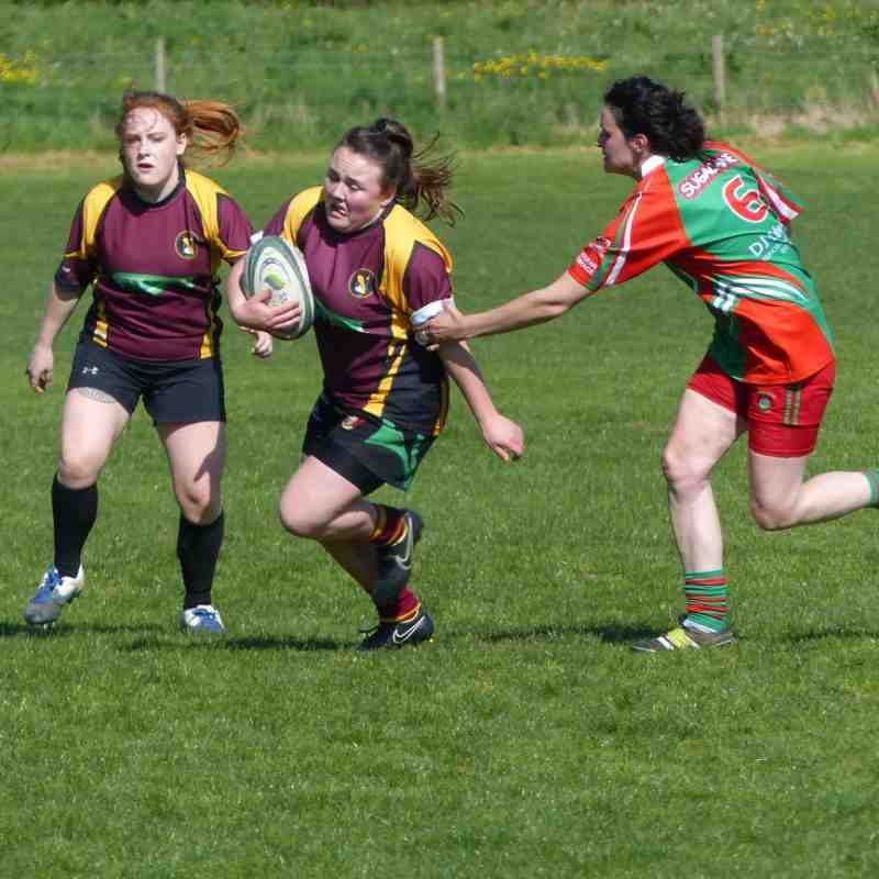 Women's club rugby on the up in Wales