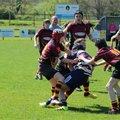 u13's lose to Oswestry U13s 40 - 35