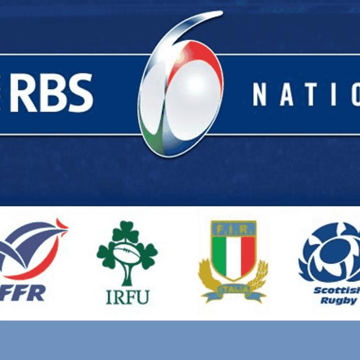 Six Nations fixtures confirmed