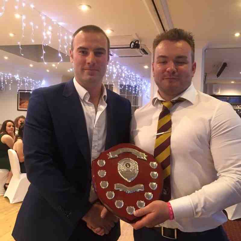 Annual Cobra Rugby Dinner (20-05-17)