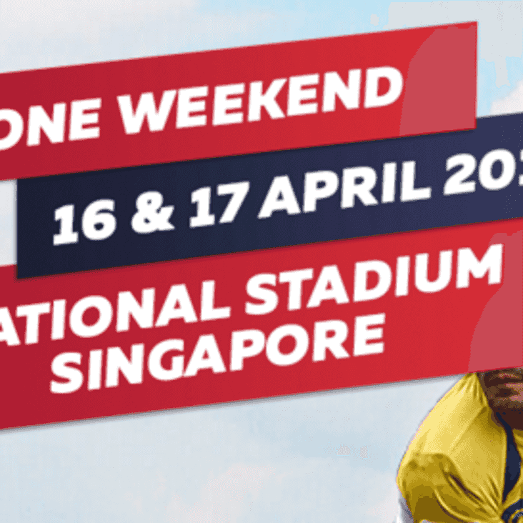 Proud Supporters of the HSBC Sevens Series Singapore!