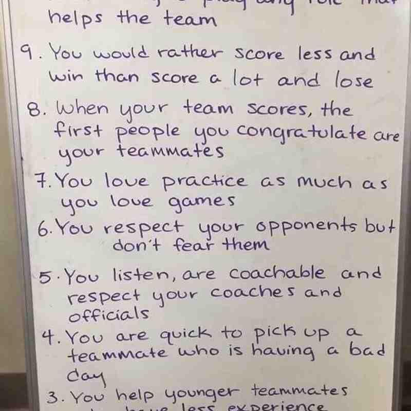 Team Culture