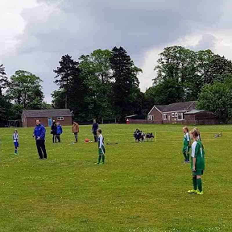 U10 v Penn & Tylers - Sat 13th May 2017