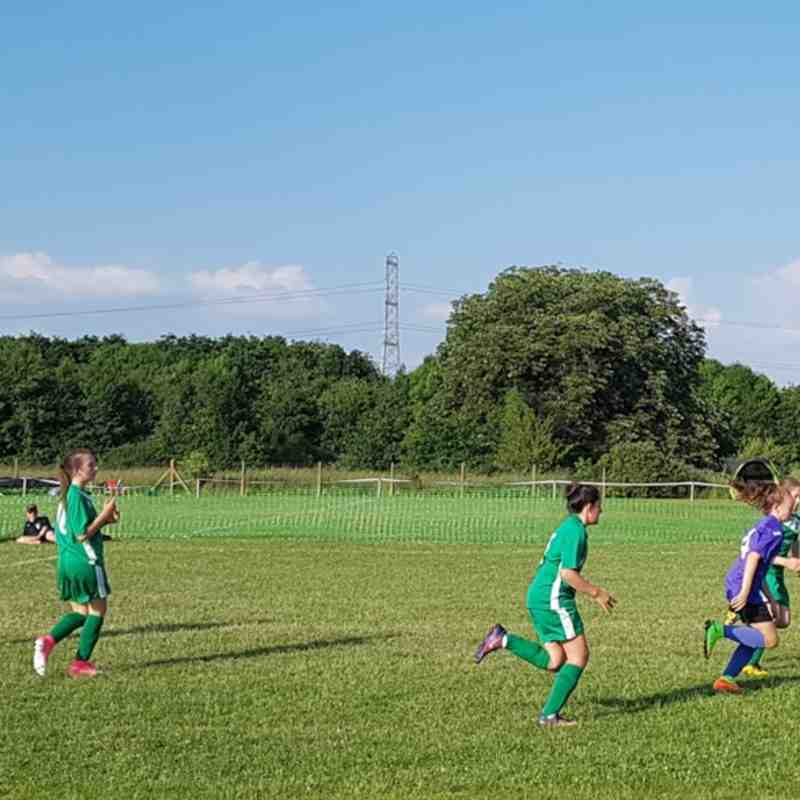 U14 at Aylesbury Fesitval of Football 18-06-2017