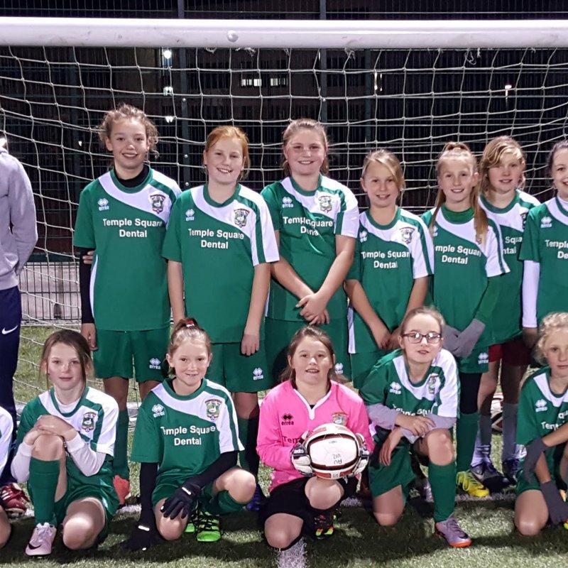 Moretonville Falcons vs. Aylesbury United Ladies & Girls FC