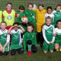 U11 denied at the death in windy conditions