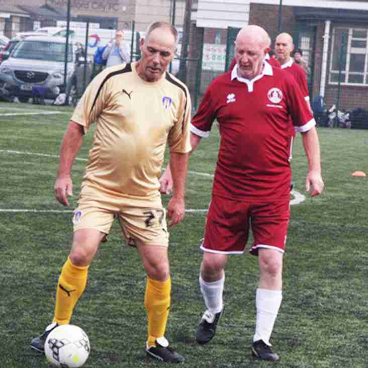 Chelmsford City Walking Football Club Needs Your Help