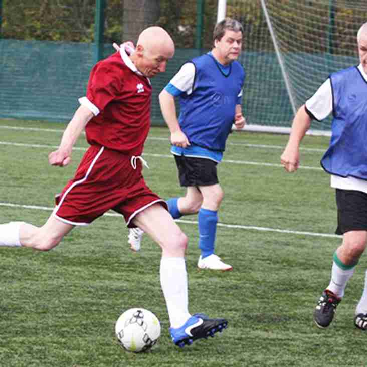Walking Football Competitions or Just Friendly Training Sessions