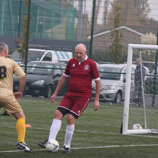 Walking Football Tournament Sunday 1st Oct