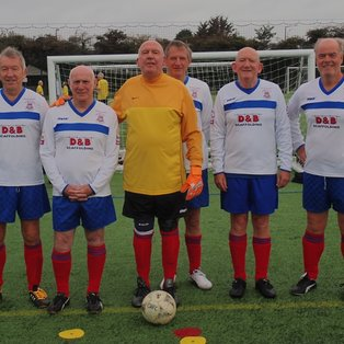 Eastwood Falcons 60+ tournament, Tuesday 24th October 2017