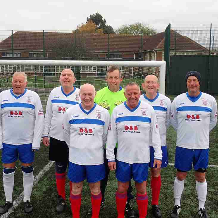 Latest Chelmsford City Walking Football Newsletter