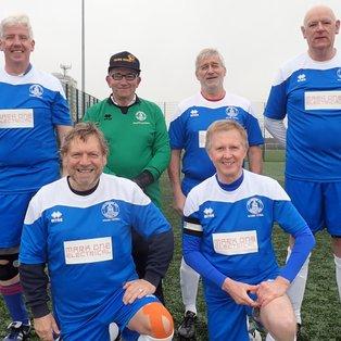 Chelmsford City & Rowhedge Walking Football Club Tournament