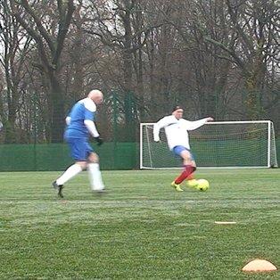 Essex Walking Football League (EWFL) Tournament