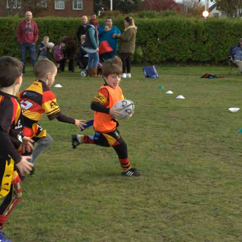 Southport Under 7's v Widness and Wigan