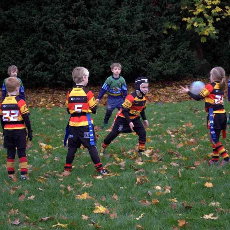 Southport Under 7s away to Ormskirk