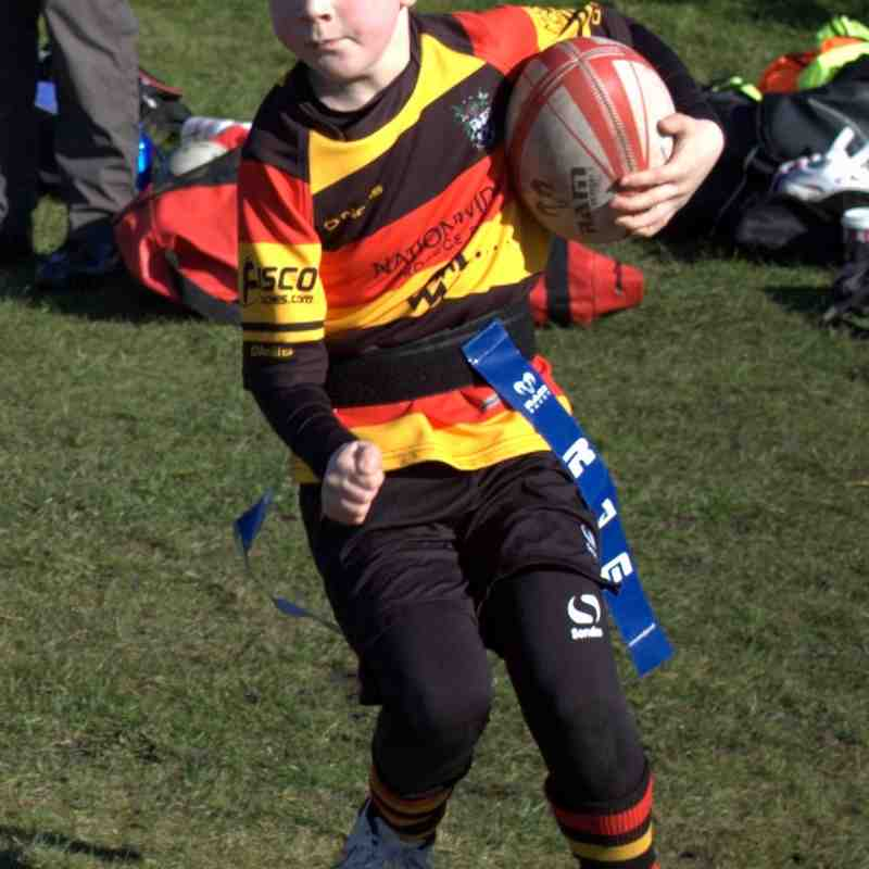 Southport U7s at home to West Park (in theory)