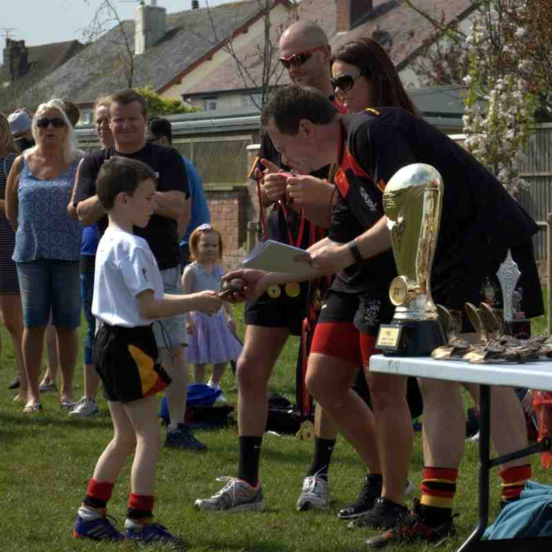Under 7s & Under 6s End of Season Fun and Awards