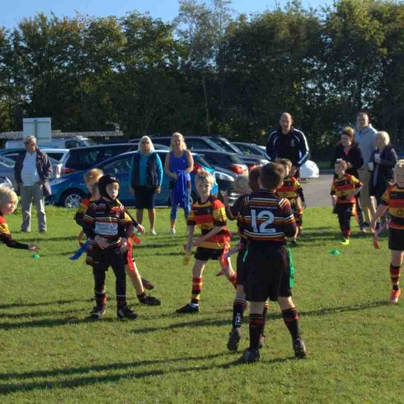 Southport U8s away to Tarleton