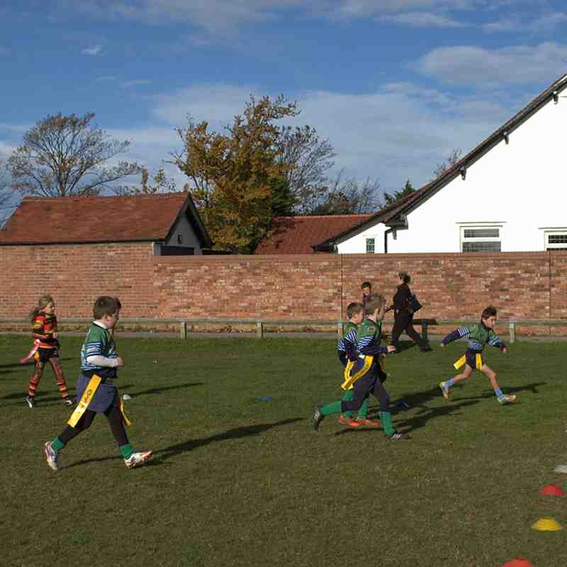 Southport U8s at Home to Ormskirk