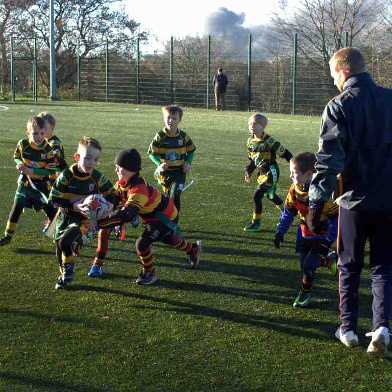 Southport U8s Away to West Park