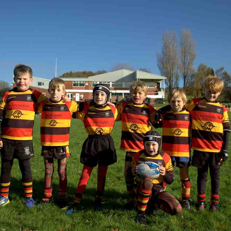 Southport Under 9s away to Wigan