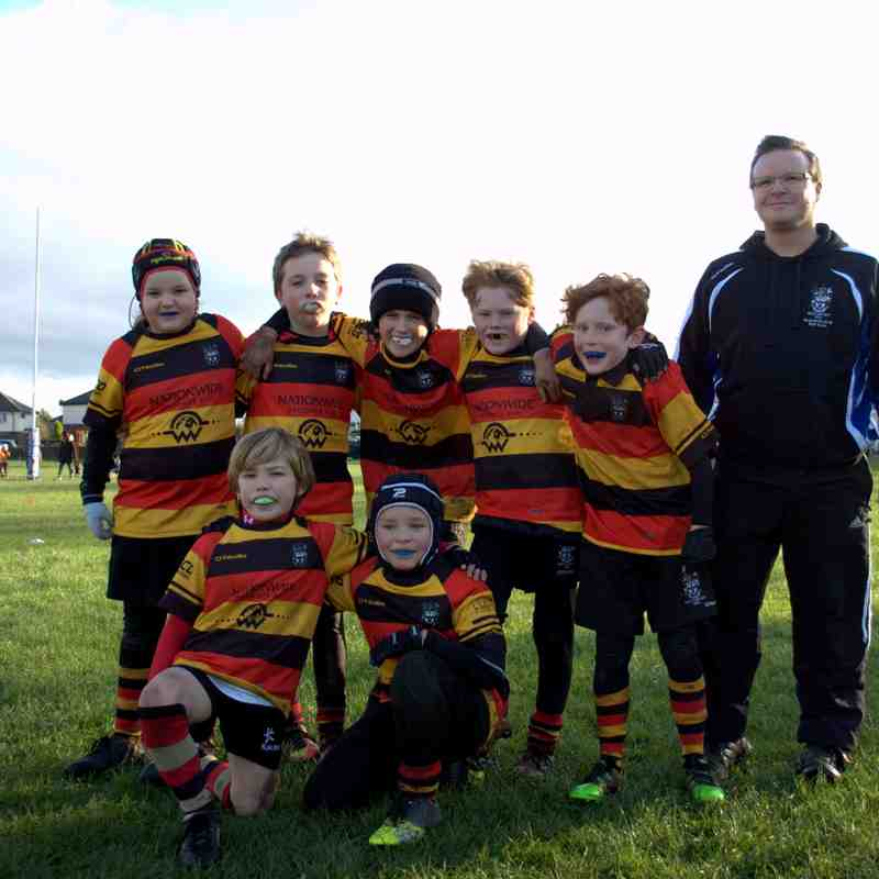Southport U9s Away to Ormskirk