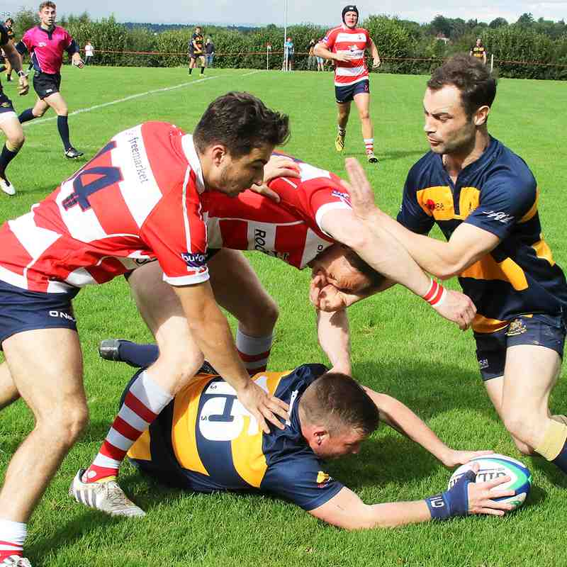 CroXV vs O.Williamsonians 9-9-17