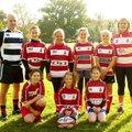 CRFC Girls U13's vs. CRFC Training