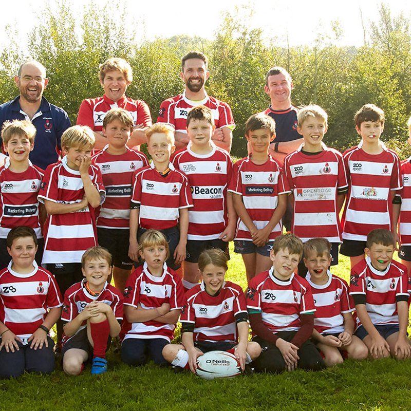 Crowborough RFC vs. Crow 'B' Festival