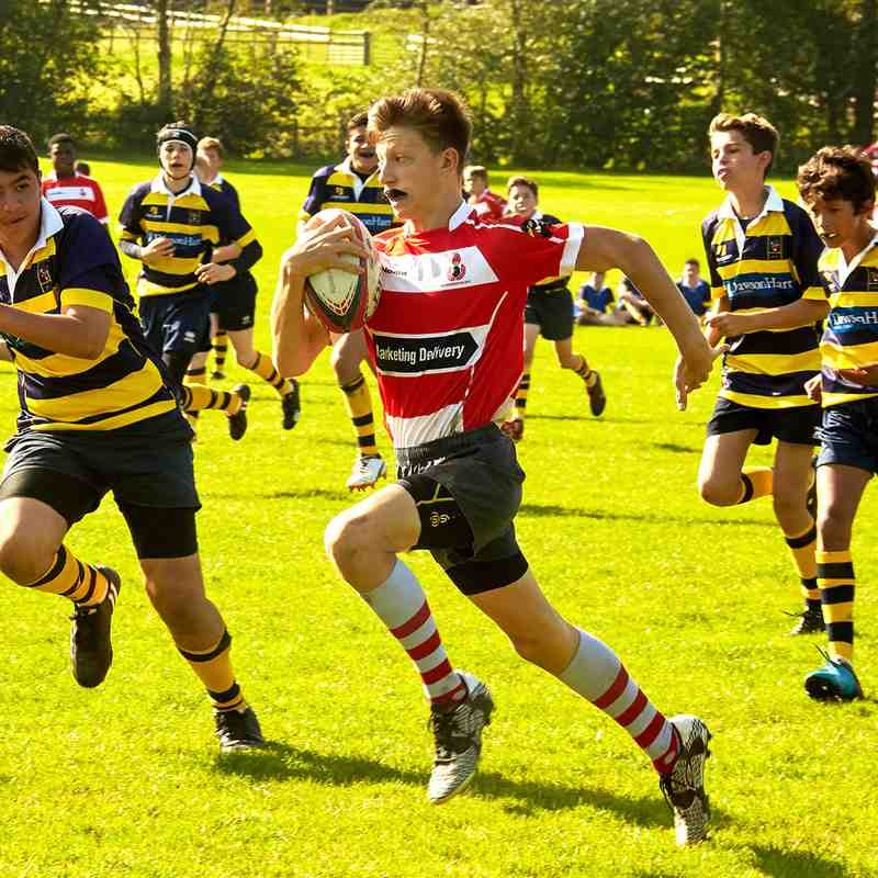Cro u14's vs Eastbourne 24-9-17